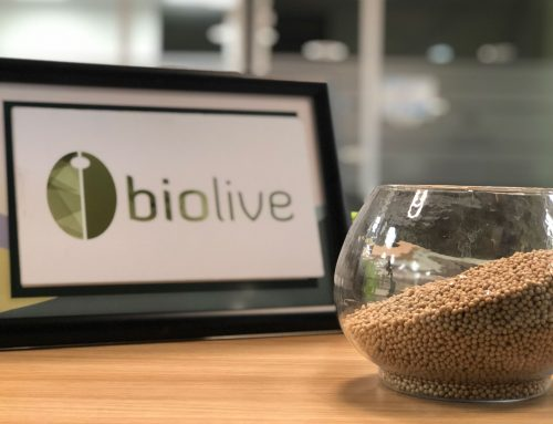New Strategic Partnership with Biolive
